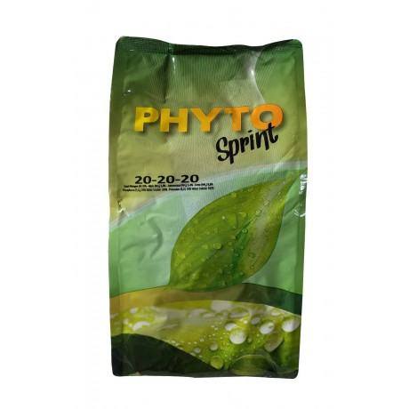 Fertilizant total solubil Phyto Sprint 20.20.20 2Kg